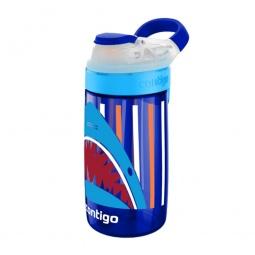 фото Бутылка для воды детская Contigo Gizmo Sip. Цвет: синий