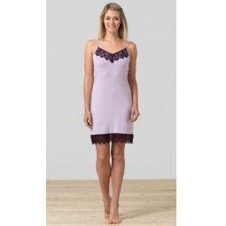фото Сорочка ночная BlackSpade 5730. Цвет: лиловый. Размер одежды: XL