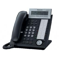 Купить Телефон системный Panasonic KX-DT333RU-B
