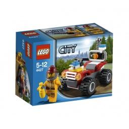 фото Конструктор LEGO Пожарный квадроцикл