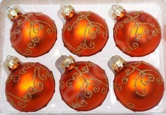 Набор новогодних шаров Новогодняя сказка 971950