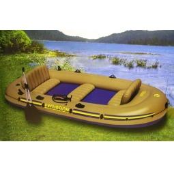 Купить Лодка надувная Intex «Экскурсия-5» 68325. В ассортименте