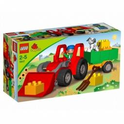 фото Конструктор LEGO Большой трактор