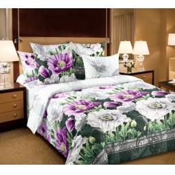 фото Комплект постельного белья Королевское Искушение «Юлиана». 2-спальный. Размер простыни: 220х195 см