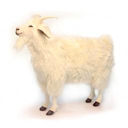 фото Мягкая игрушка для ребенка Hansa «Козел кашмирский»