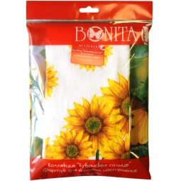 фото Комплект из полотенца и фартука подарочный BONITA «Настроение» 2001212049