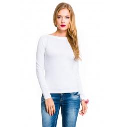 фото Кофта Mondigo 405. Цвет: белый. Размер одежды: 44