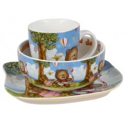 Купить Набор посуды для детей Rosenberg 8785
