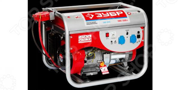 Генератор комбинированный бензин-газ Зубр ЗЭСГ-5500 авто в никополе газ бензин