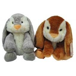 фото Мягкая игрушка Funny Mishka «Плюшевый кролик». В ассортименте
