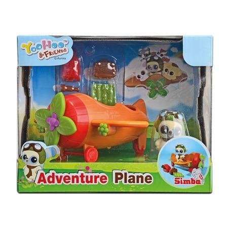 Купить Набор игровой c фигуркой и аксессуарами Simba «Самолет» 5950591