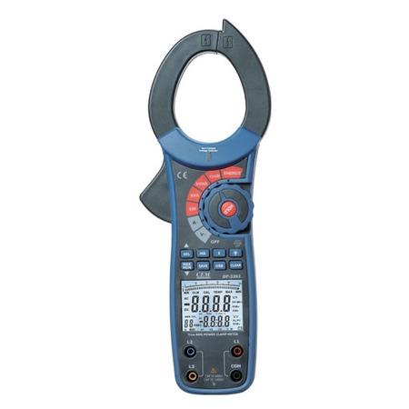 Купить Клещи токовые измерительные СЕМ DT-3353
