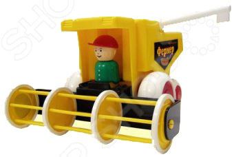 Машинка игрушечная Форма «Комбайн ДС»