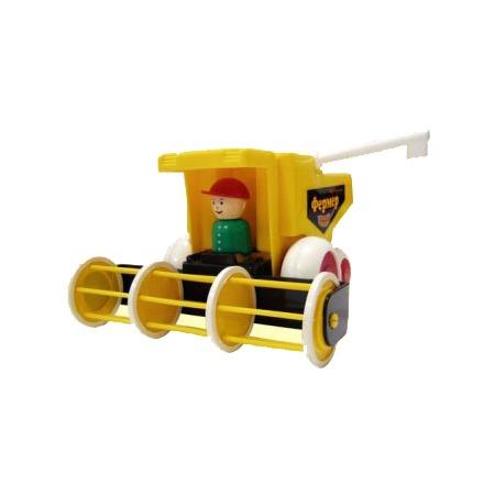 Купить Машинка игрушечная Форма «Комбайн ДС»