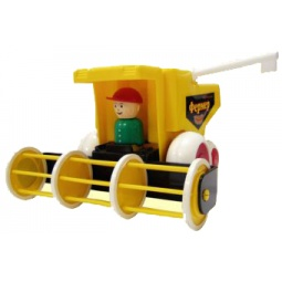 фото Машинка игрушечная Форма «Комбайн ДС»