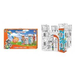 Купить Замок-раскраска 1toy Т56834НП