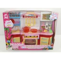 фото Мебель для куклы Shantou Gepai «Кухня. Медовая семья». В ассортименте