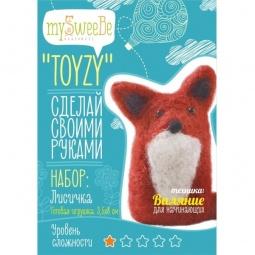 фото Набор для изготовления мягкой игрушки mySweeBe «Лисичка»