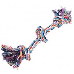 Купить Игрушка для собак DEZZIE «Канат с узлом»