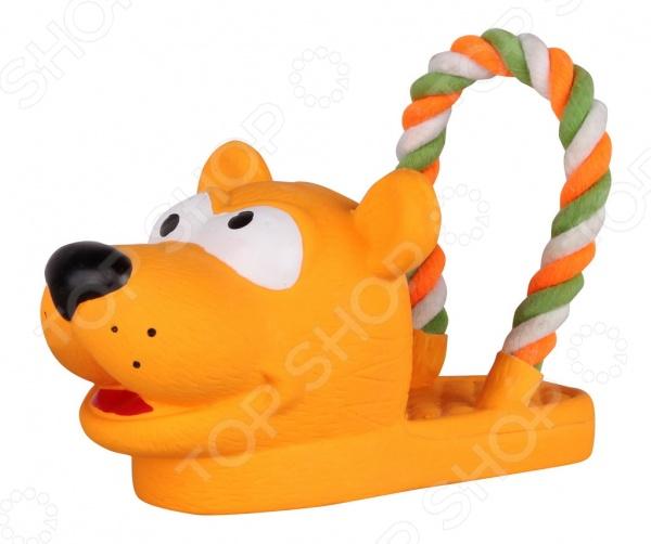 Игрушка для собак DEZZIE «Пес» игрушка для собак dezzie коричневый дракон