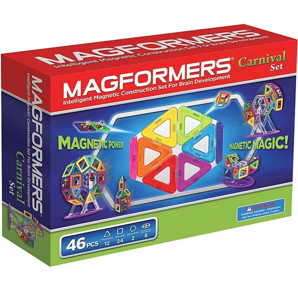 Конструктор магнитный Magformers «Карнавал»