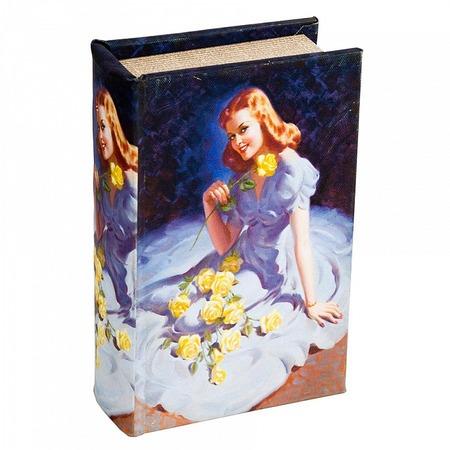 Купить Книга-сейф Alparaisa «Натали»