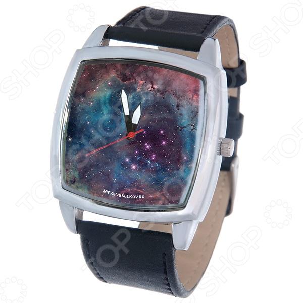 Часы наручные Mitya Veselkov «Космос» CH