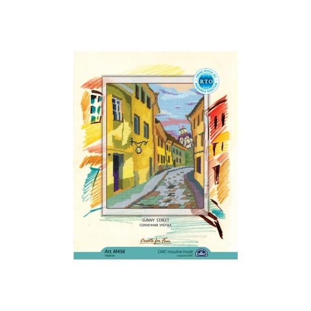 фото Набор для вышивания RTO «Солнечная улочка»
