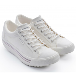 Купить Кеды Walkmaxx Comfort 3.0. Цвет: белый