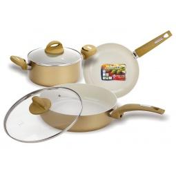 Купить Набор кухонной посуды c внутренним керамическим покрытием Vitesse VS-2225