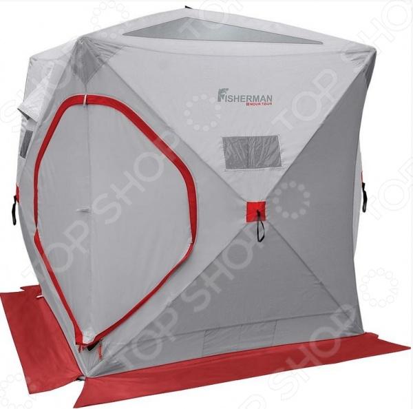 Палатку для зимней рыбалки