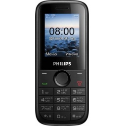 фото Мобильный телефон Philips E120