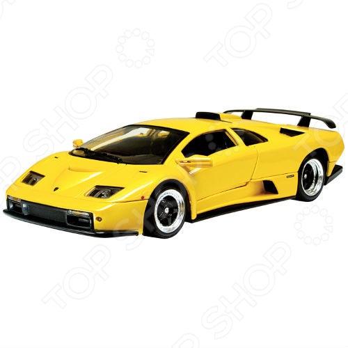 Модель автомобиля 1:18 Motormax Lamborghini Diablo GT. В ассортименте