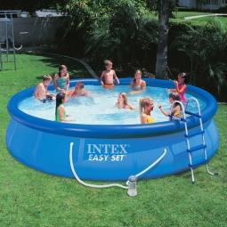 фото Бассейн надувной Intex Easy 56414