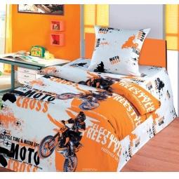фото Детский комплект постельного белья Непоседа 211740