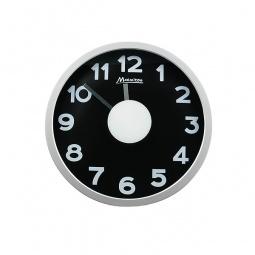 фото Часы настенные Marmiton «Простота». Цвет: черный