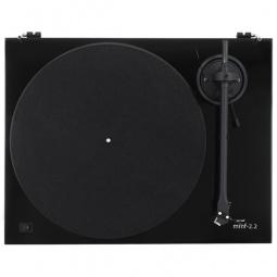 фото Проигрыватель виниловых дисков Music Hall mmf 2.2. Цвет: черный лак
