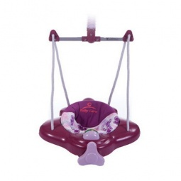 Ходунки Baby Care Aero MJ64 Raspberry Stripe