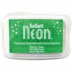 Купить Подушечка чернильная Tsukineko Radiant Neon