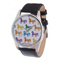 фото Часы наручные Mitya Veselkov «Цветные лошадки» MV