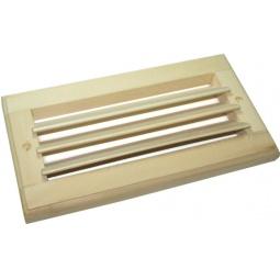 фото Решетка вентиляционная Банные штучки «Жалюзи»