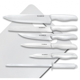 фото Набор ножей Webber ВЕ-2157С