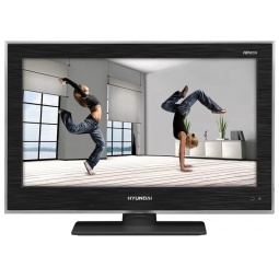 фото Телевизор Hyundai H-LED15V8. Цвет: черный
