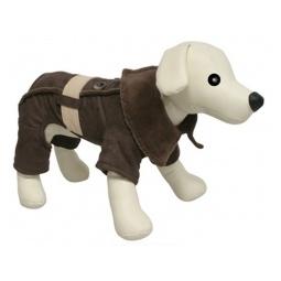 Купить Комбинезон для собак DEZZIE «Браун»