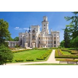 Купить Пазл 1000 элементов Castorland «Замок, Чехия»