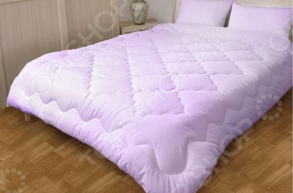 Одеяло Primavelle LavanderОдеяла<br>Одеяло Primavelle Lavander не только согреет вас холодными зимними ночами, но и подарит комфортный сон и приятное пробуждение утром. Модель весьма практична, износостойка и неприхотлива в уходе. Чехол одеяла выполнен из ткани с высоким содержанием хлопка 70 . В качестве наполнителя используется полиэфирное волокно с экстрактом лаванды. Это растение еще с давних времен славится своими успокаивающими и противовоспалительными свойствами: снимает переутомление, оказывает расслабляющее действие на нервную систему и препятствует росту и размножению бактерий. Изделия с такой набивкой устойчивы к слеживанию и различного рода механическим воздействиям, быстро восстанавливают форму после сжатия.<br>