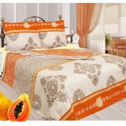 фото Комплект постельного белья Сова и Жаворонок «Папайя». 2-спальный