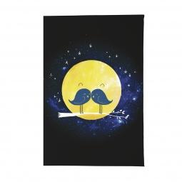 фото Обложка для паспорта Mitya Veselkov «Усатая Луна»