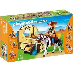 фото Конструктор игровой Playmobil «Конный клуб: Родео и загон»