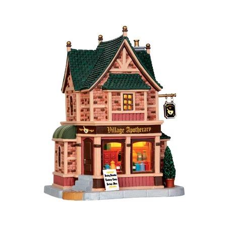 Купить Домик керамический Lemax «Сельская аптека»